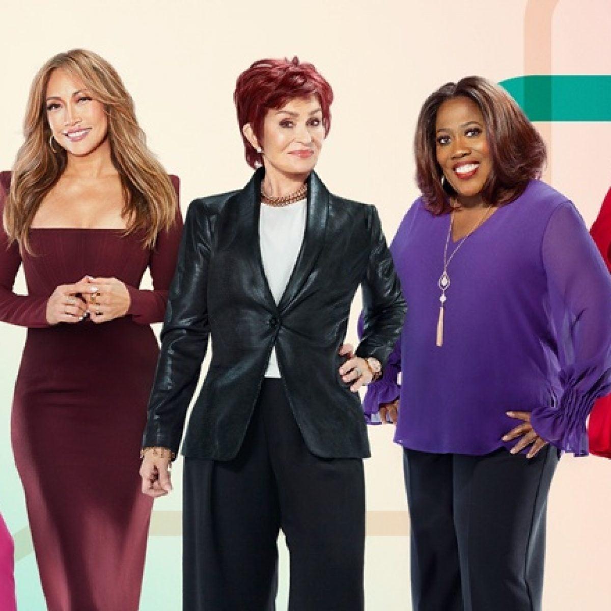 'The Talk' On Temp Hiatus Following Sharon Osborne Debate