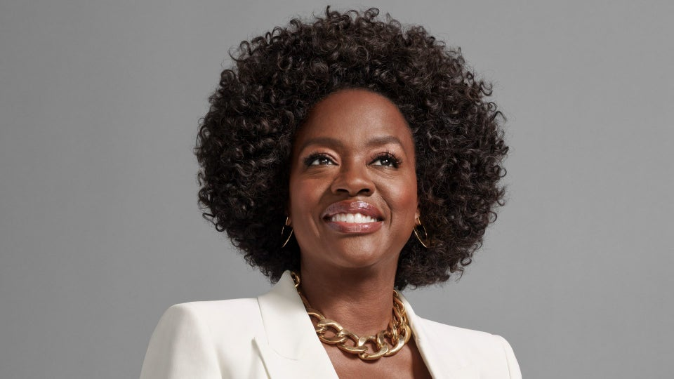 Actress Viola Davis On The Beauty Of Aging And The Importance Of Apologizing To Her Daughter