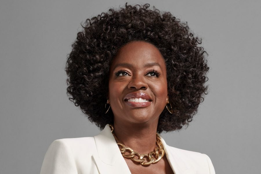Actress Viola Davis On The Beauty Of Aging And The Importance Of ...