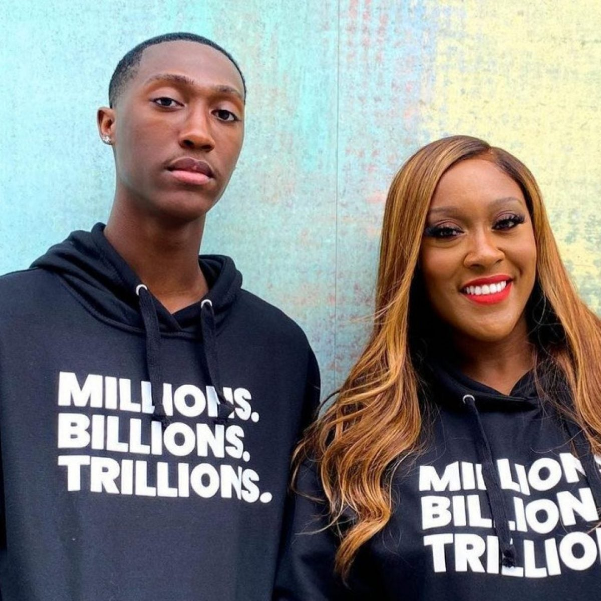 This Video Of SWV's Coko Singing A Duet With Her Son Will Make Your Monday