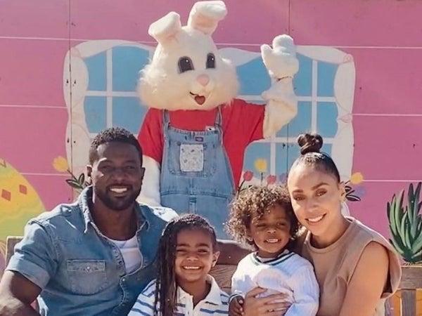 How Ciara, Mariah Carey & More Celebs Celebrated Easter