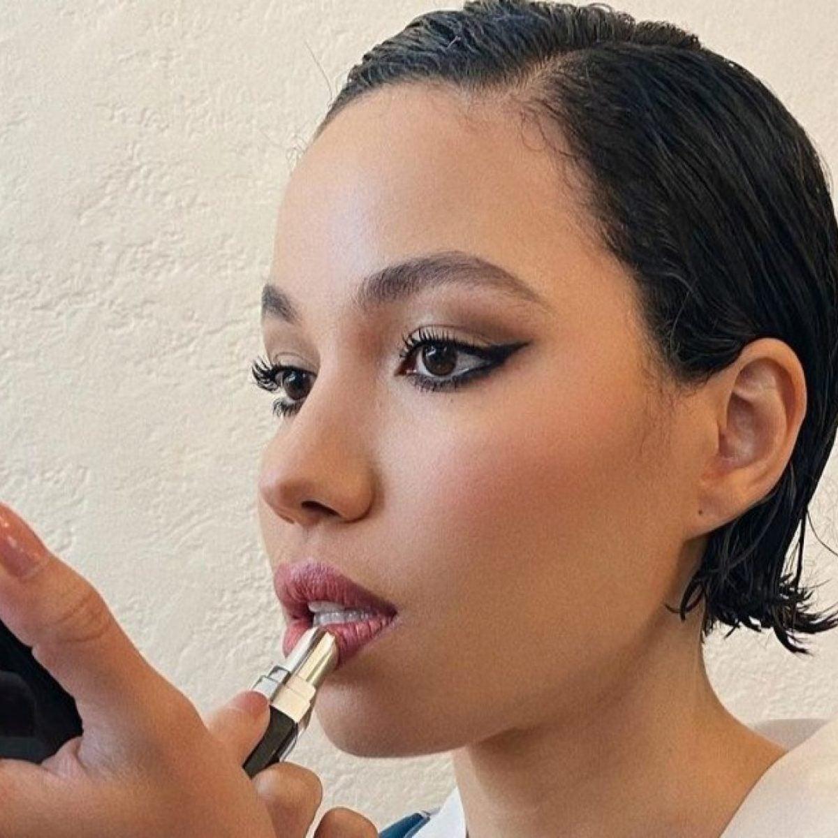 Let's Talk Jurnee Smollett's Sultry SAG Awards Beauty Look