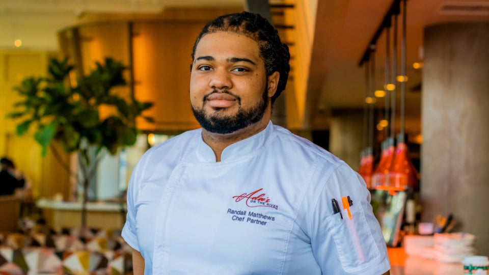 Meet The Black Chef Who Is Revitalizing Northern Virginia's Food Scene