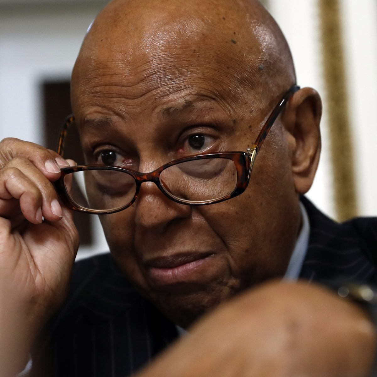 Longtime Congressman Alcee Hastings Dies at 84