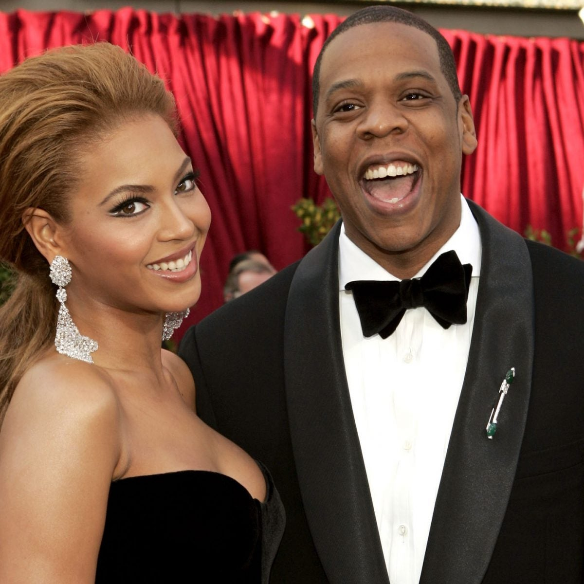 Black Love On The Red Carpet: Famous Couples At The Oscars Over The Years