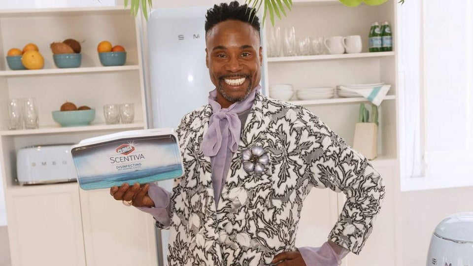 Billy Porter Talks Self-Care and Decluttering Your Mind