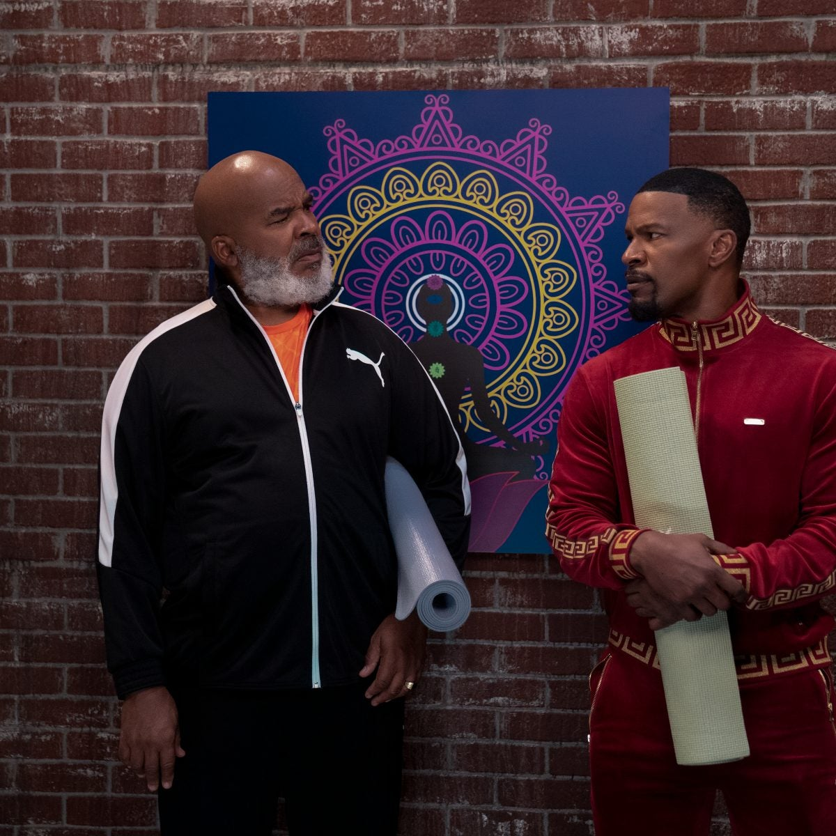 """David Allen Grier Recalls Jamie Foxx Saying He Needed Him To Star In His New Sitcom: """"When Was The Last Time I Heard That?"""""""