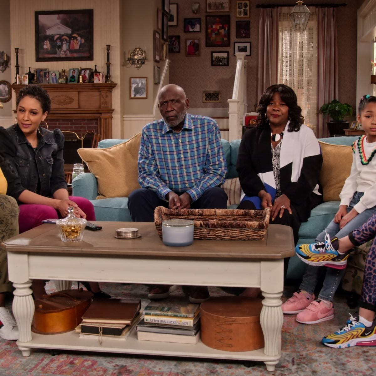 A RHOA Cameo Is Coming To 'Family Reunion' And It's Tia Mowry's Favorite Episode