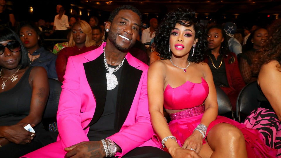 Meet Ice! Get A First Look At Gucci Mane And Keyshia Ka'oir's 4-Month-Old Son