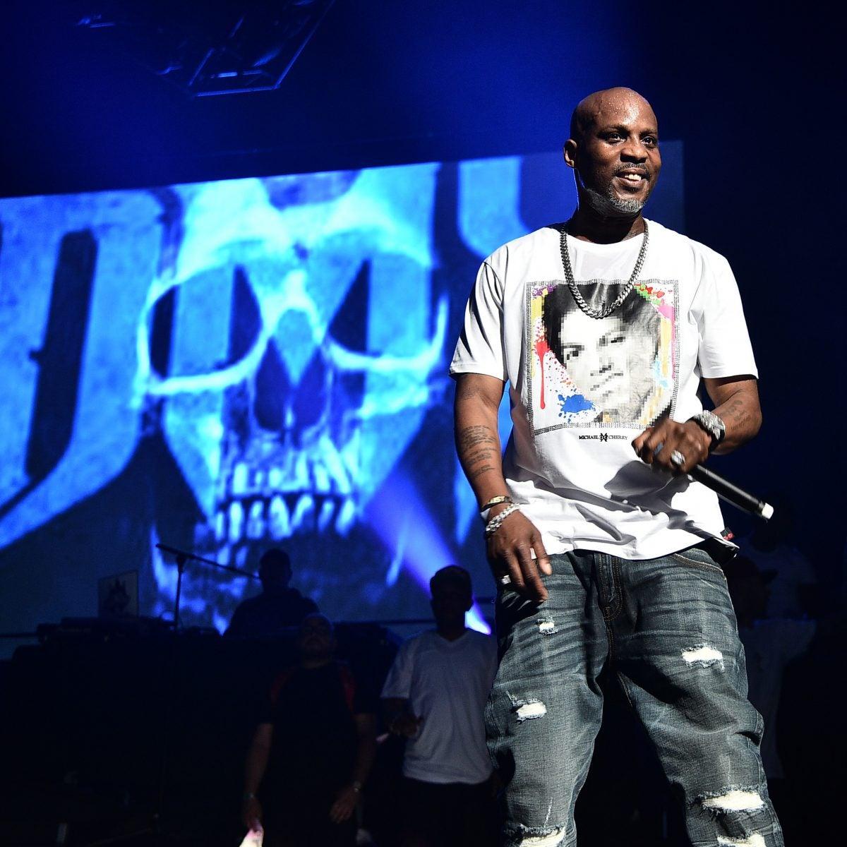 Rapper DMX Dead at Age 50