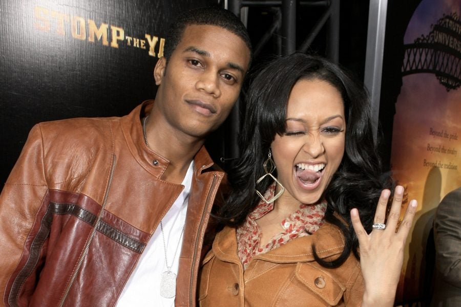 Then and Now: Tia Mowry and Cory Hardrict's Love Through The ...