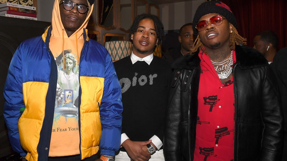 Rappers Young Thug and Gunna Post Bail for Low-Level Drug Offenders