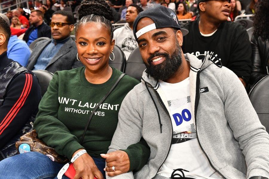 Going Strong: A Look Back At Kandi Burruss and Todd Tucker's ...