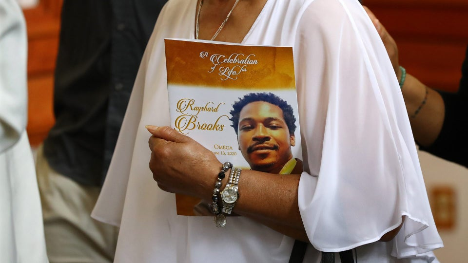 Ex-Officer Who Killed Rayshard Brooks Wants His Job Back