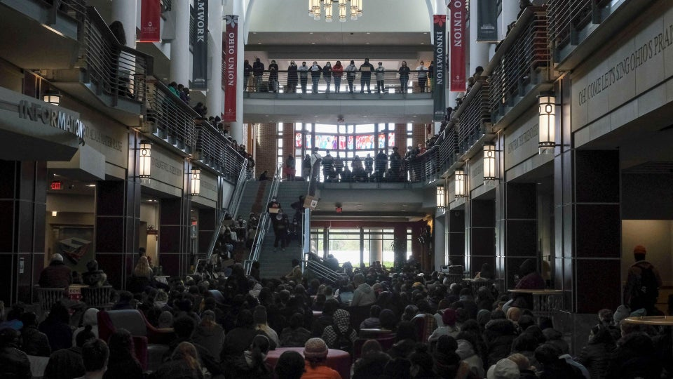 Ohio State Students Demand University Sever Ties with Columbus Police