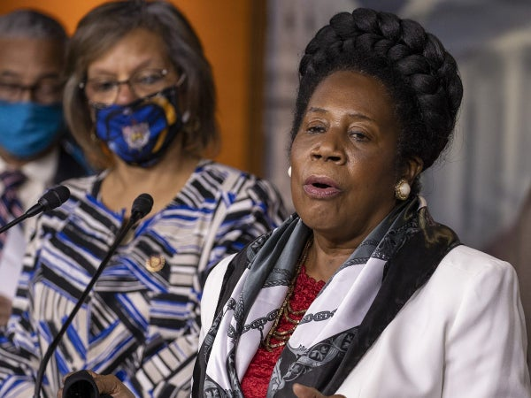 House Panel Advances Bill On Slavery Reparations