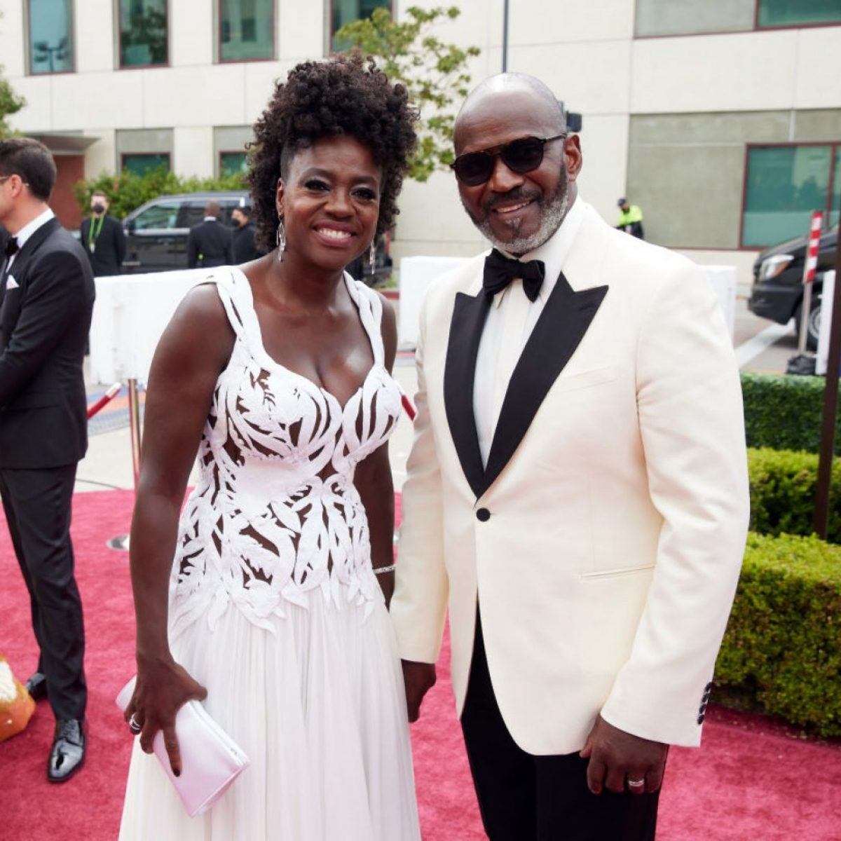 Black Celebrity Couples In Love And Looking Lovely At The 2021 Oscars