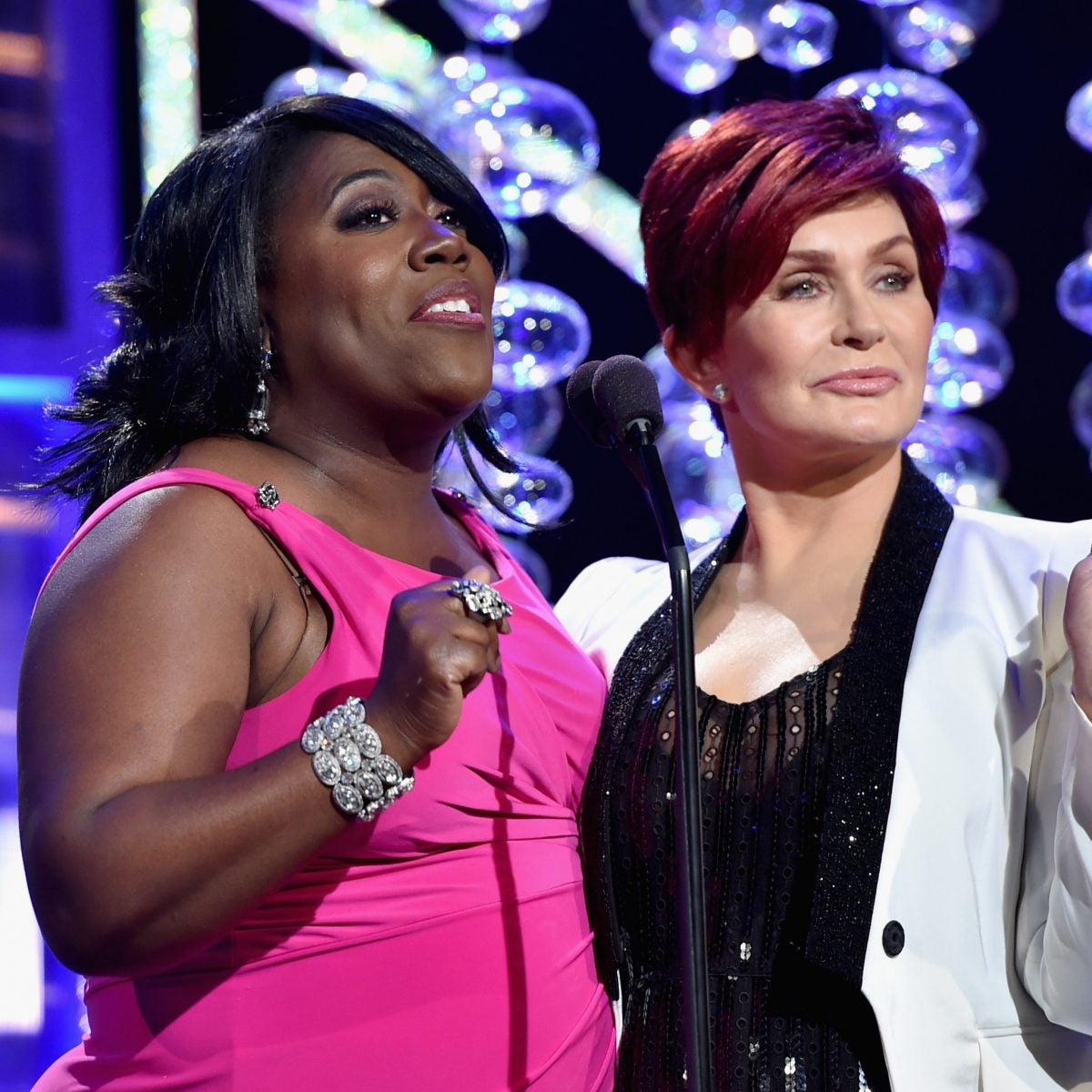 """Sheryl Underwood Says """"I Just Feel The Trauma"""" Reliving Fiery Convo With Sharon Osbourne"""