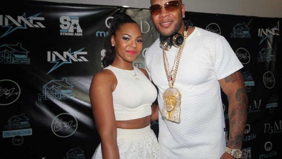 Ashanti Responds To Rumors That She's Dating Flo Rida
