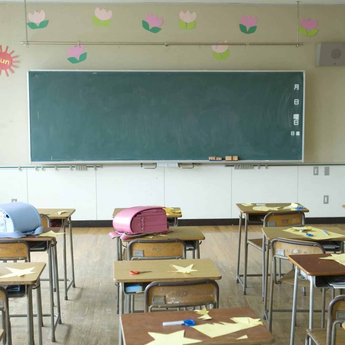 A Principal Reflects On Adjusting To The New Normal and Staying Positive For Her Staff and Students