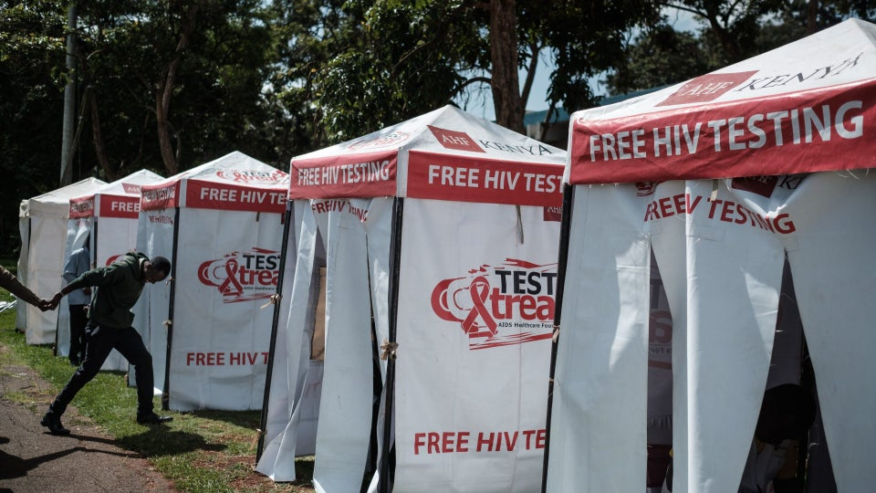 Dispute Between U.S. Aid Agency and Kenya Causing HIV Drug Shortage in African Country, Per Reports