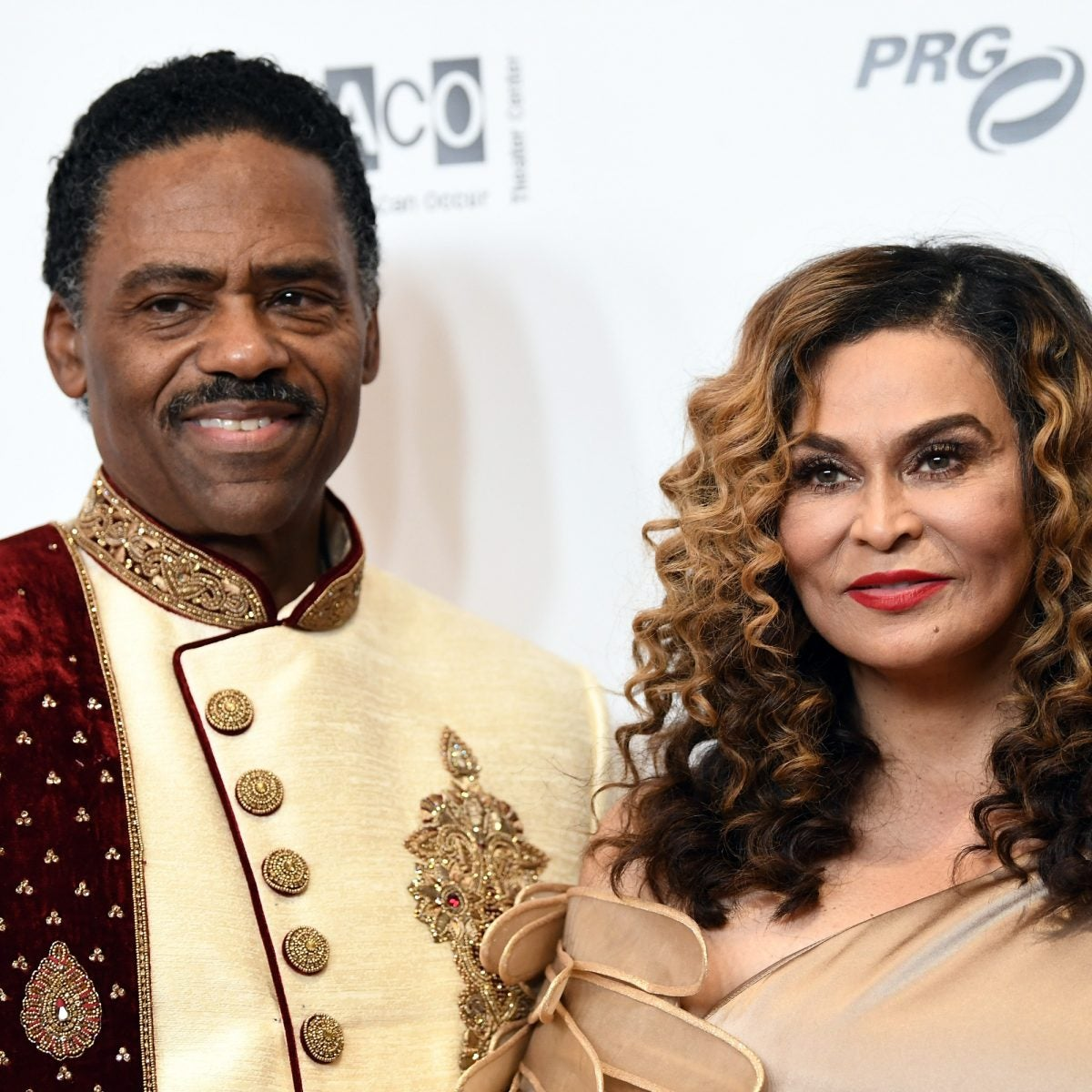 Richard Lawson Says Love Story With Tina Knowles-Lawson Actually Began 39 Years Ago