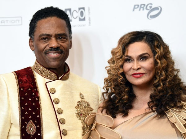 "Richard Lawson Says Love Story With Tina Knowles-Lawson Actually Began 39 Years Ago: ""It Was Well Worth The Wait"""