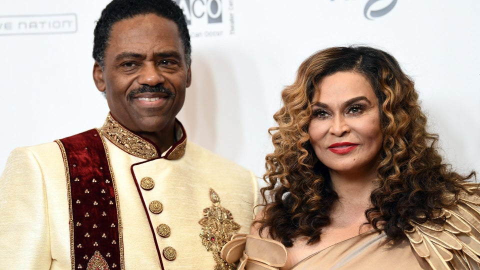 """Richard Lawson Says Love Story With Tina Knowles-Lawson Actually Began 39 Years Ago: """"It Was Well Worth The Wait"""""""