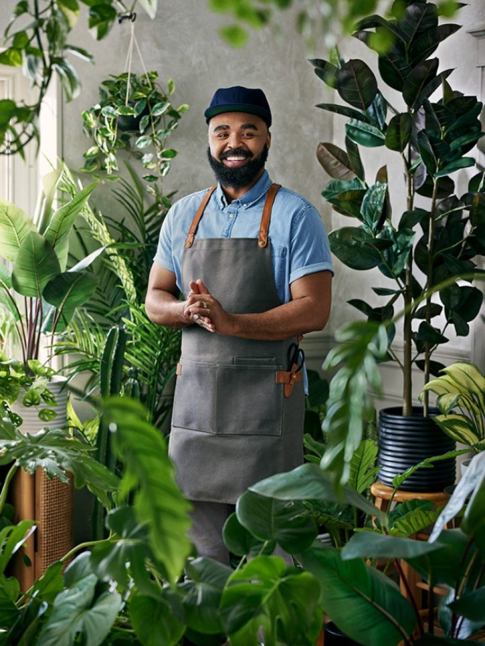 First Look: Plant Enthusiast Hilton Carter's New Target Designer Collection Will Make Your Spring