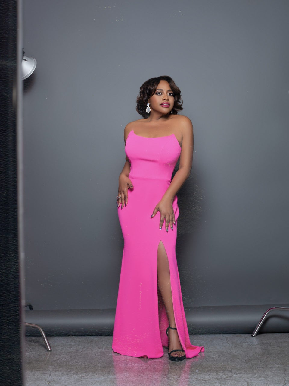 Sherri Shepherd Celebrates Black Hollywood Icons And A 20-Pound Weight Loss In Gorgeous Photo Shoot