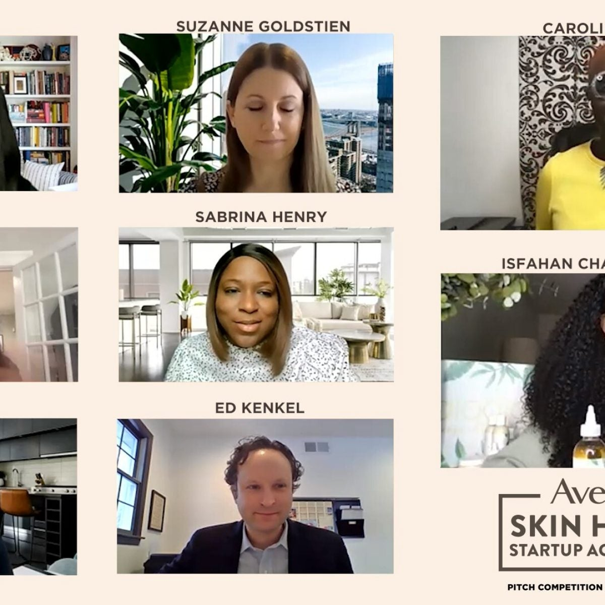 Inside Look: AVEENO® Skin Health Startup Accelerator Pitch Competition
