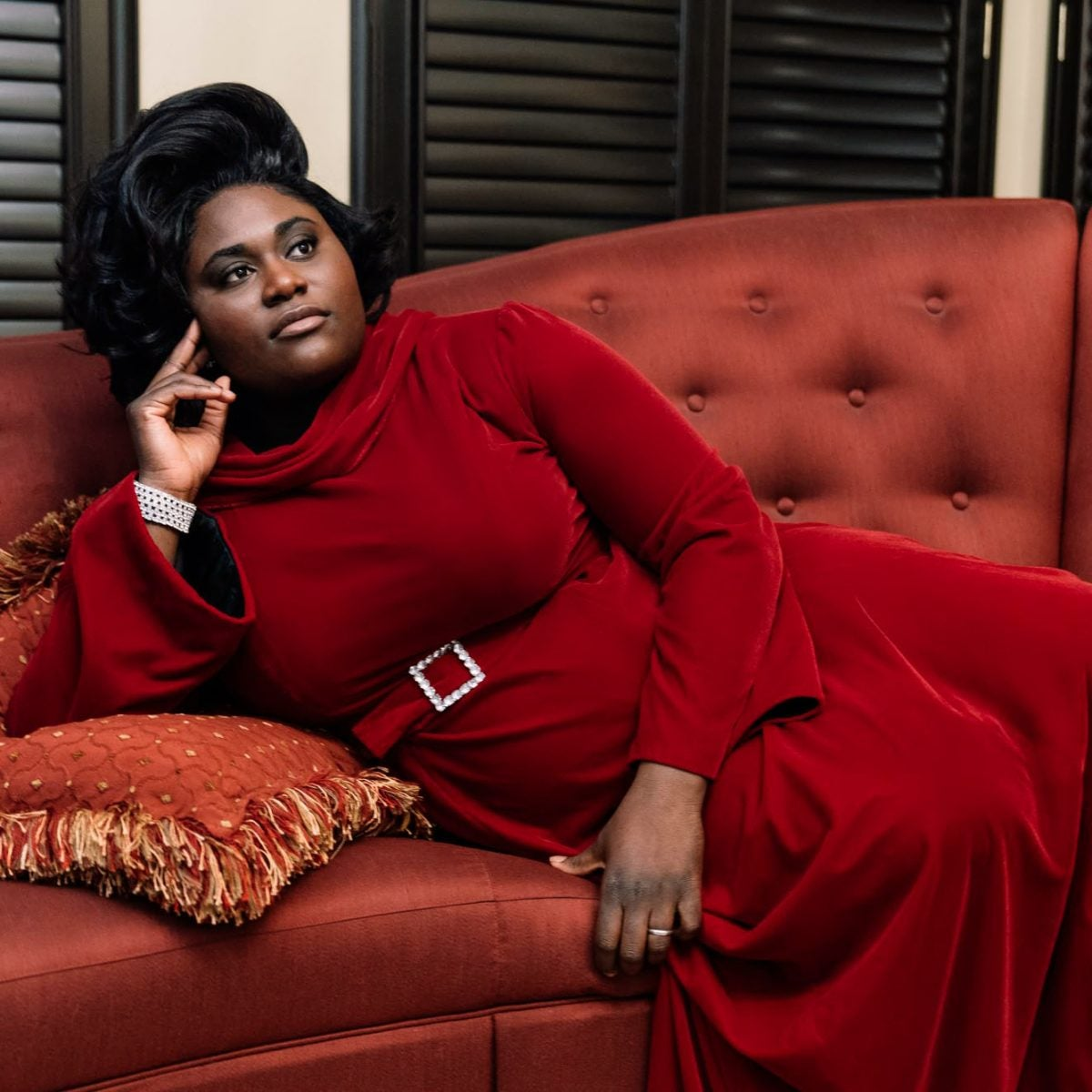 Why Including Mahalia Jackson's Hysterectomy In Her Lifetime Movie Was Important To Danielle Brooks