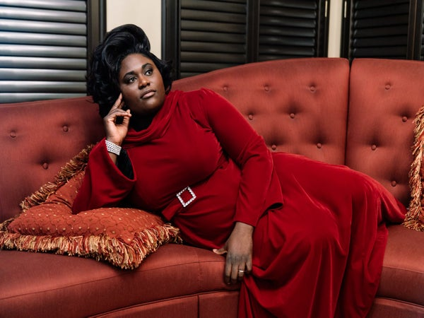 Why Including Mahalia Jackson's Hysterectomy In Her Movie Was Important To Danielle Brooks