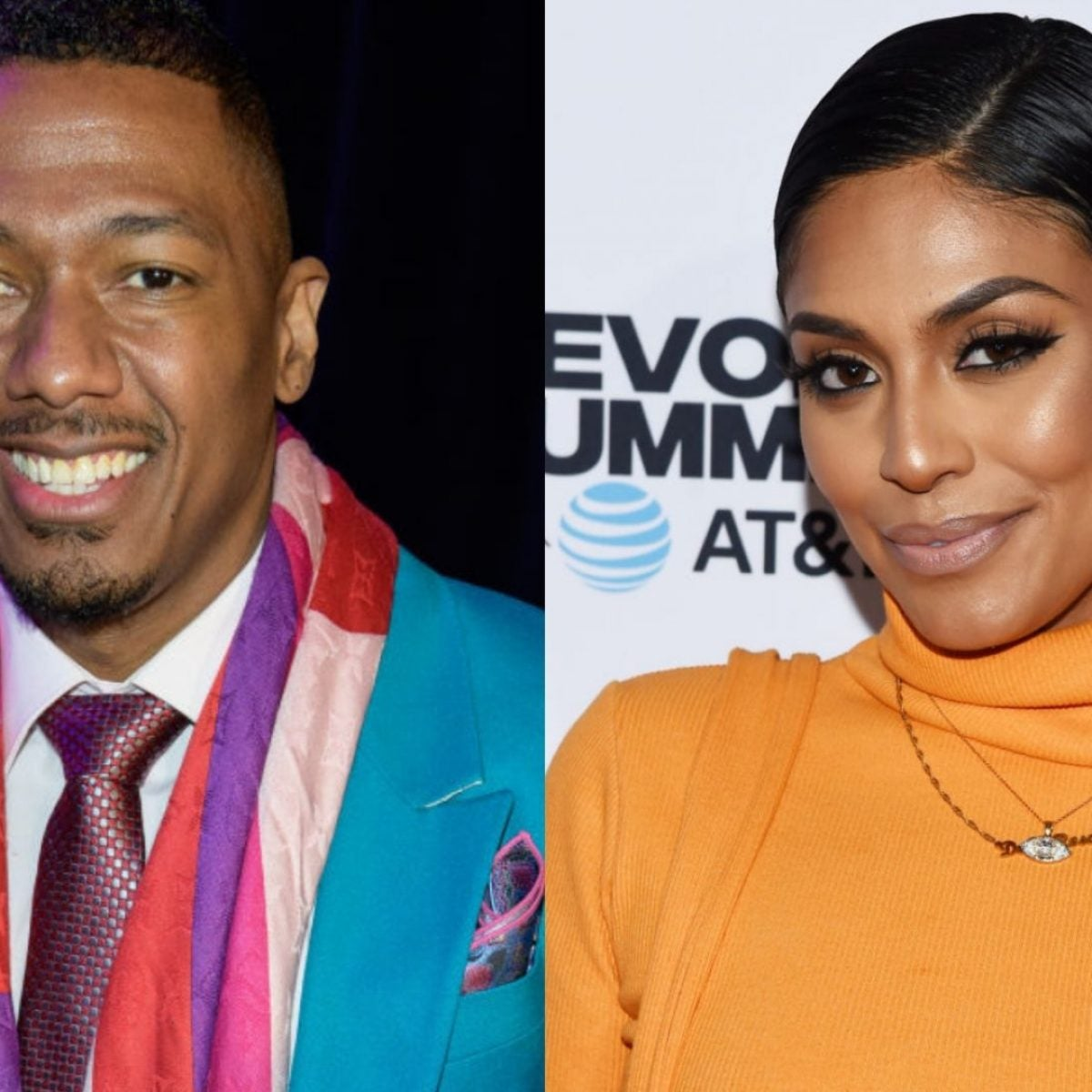 Nick Cannon And Abby De La Rosa's Baby Shower Was A Colorful Club-Themed Turnup