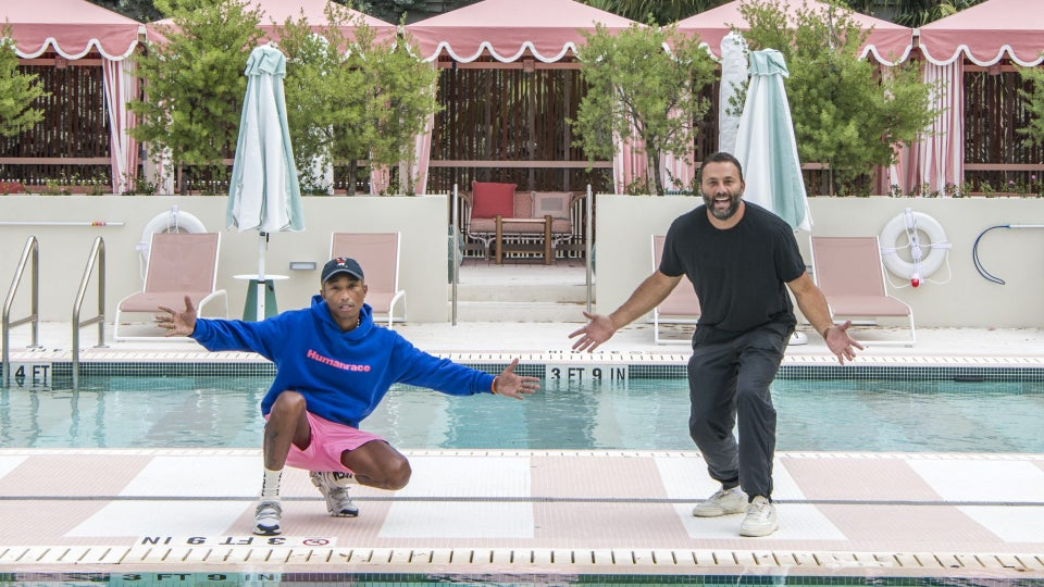First Look At Pharrell's New South Beach Miami Hotel