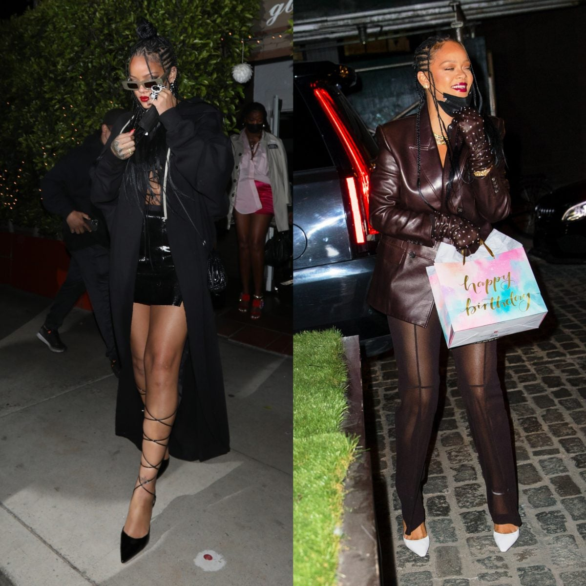 Badgal On A Budget? Here's How To Recreate Rihanna's Springtime Street Style Looks