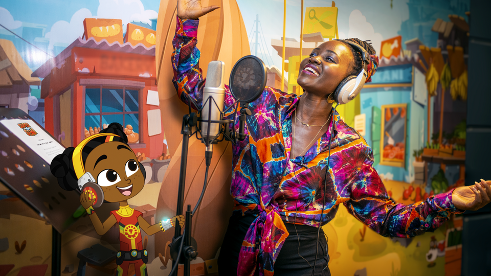Lupita Nyong'o on Intelligence As A Super Power For Black Girls