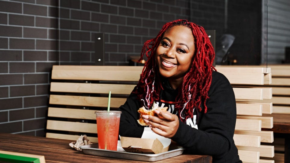 Shake Shack Partners With Black Owned 'Slutty Vegan' For Limited-Edition Vegan Burger