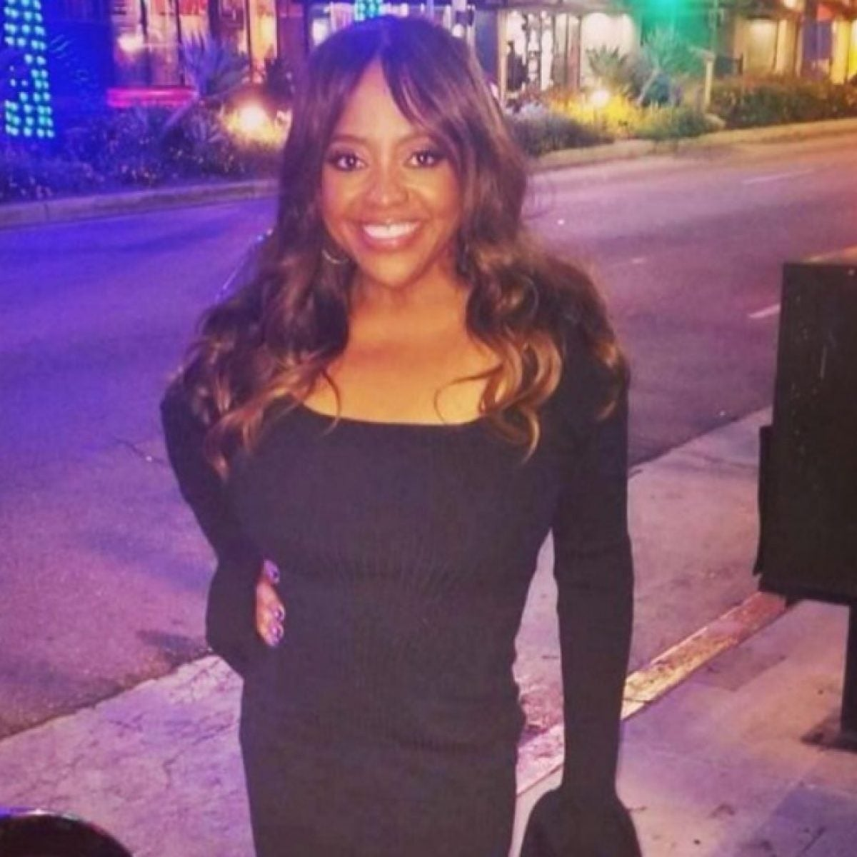 Sherri Shepherd Dazzles While Showing Off Keto Diet Results In Curve-Hugging Dress