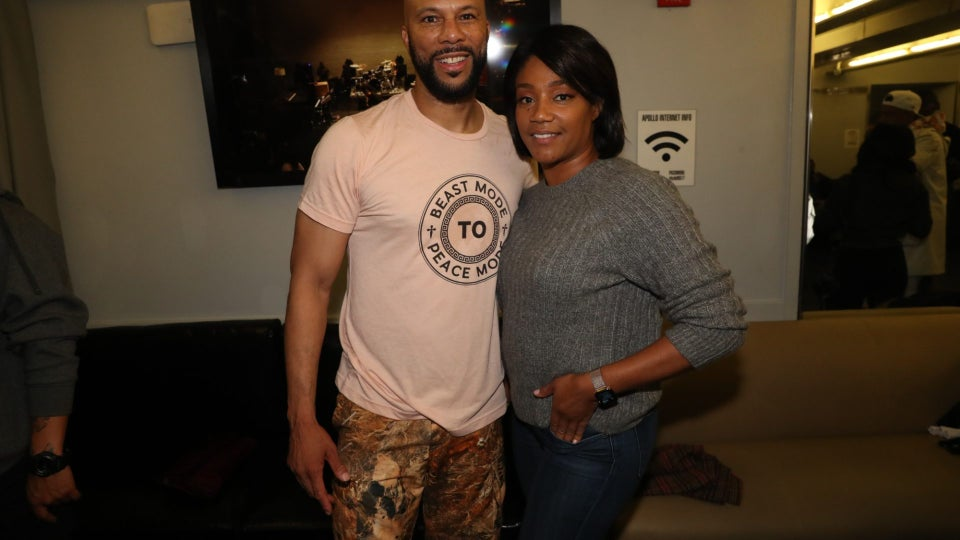 """After Initially Turning Down His Advances, Tiffany Haddish Explains Why She Made Common Chase Her: """"I'm The Prize"""""""