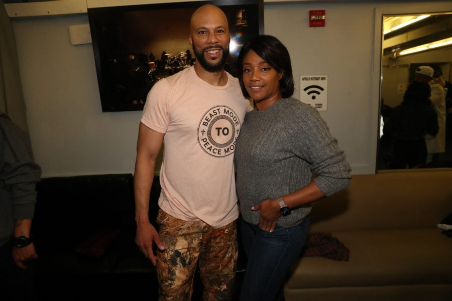 Tiffany Haddish Shares Why It Was Important To Make Common ...