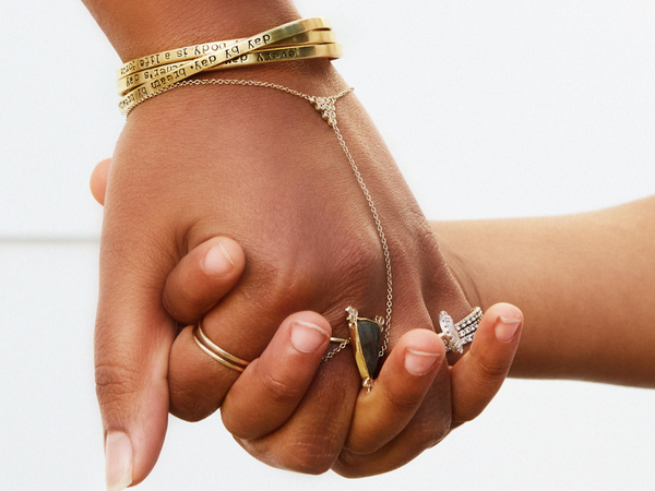 Melanie Fiona And Melanie Marie Joined Forces For A Bracelet Collection Inspired By The Joys Of Motherhood