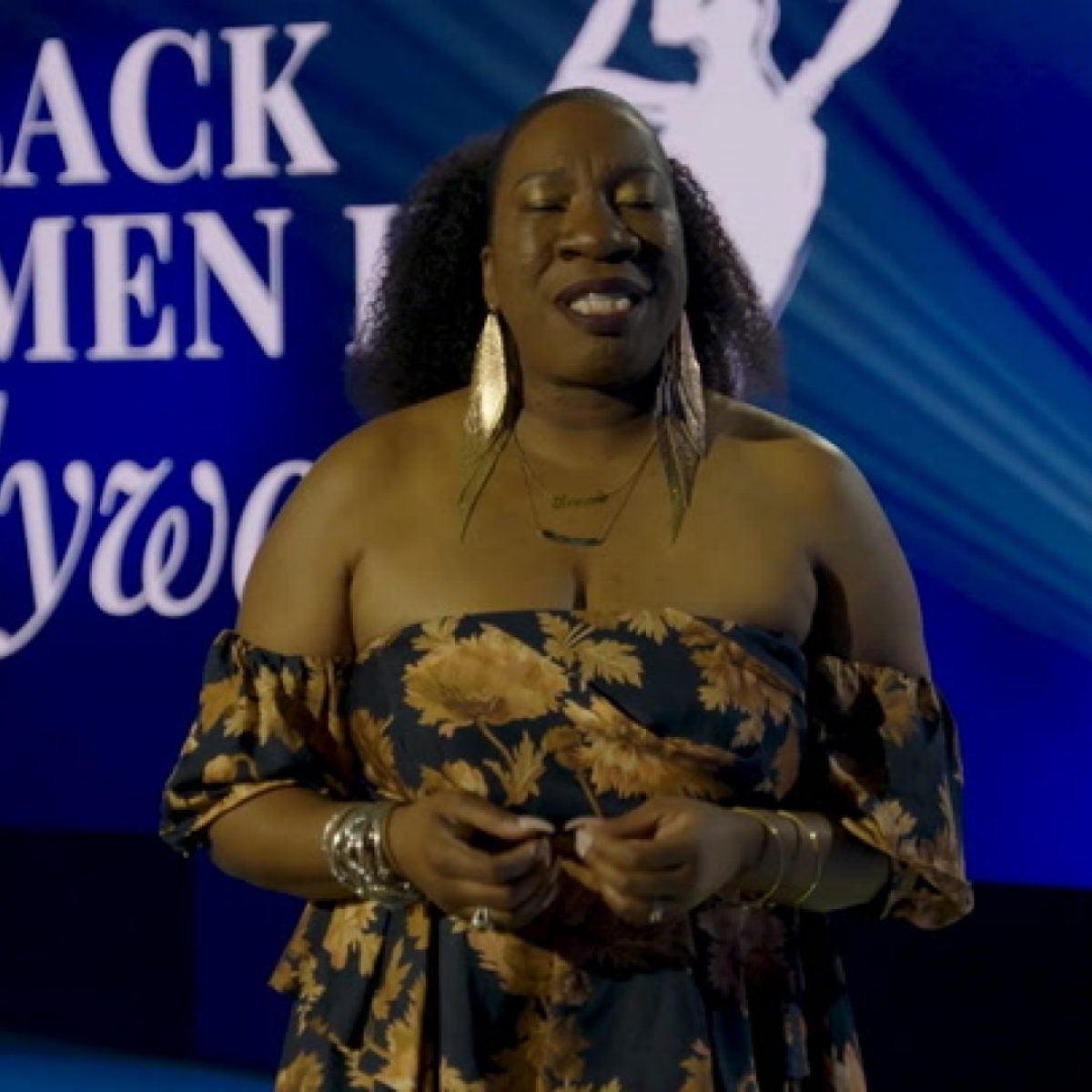 Michaela Coel's Black Women in Hollywood Speech