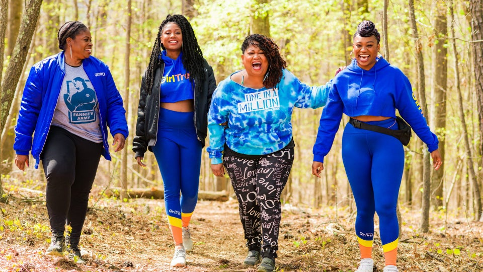 Get Moving: GirlTrek Prioritizes Radical Self-Care Through Daily Walks to Release the Pressure Among Black Women