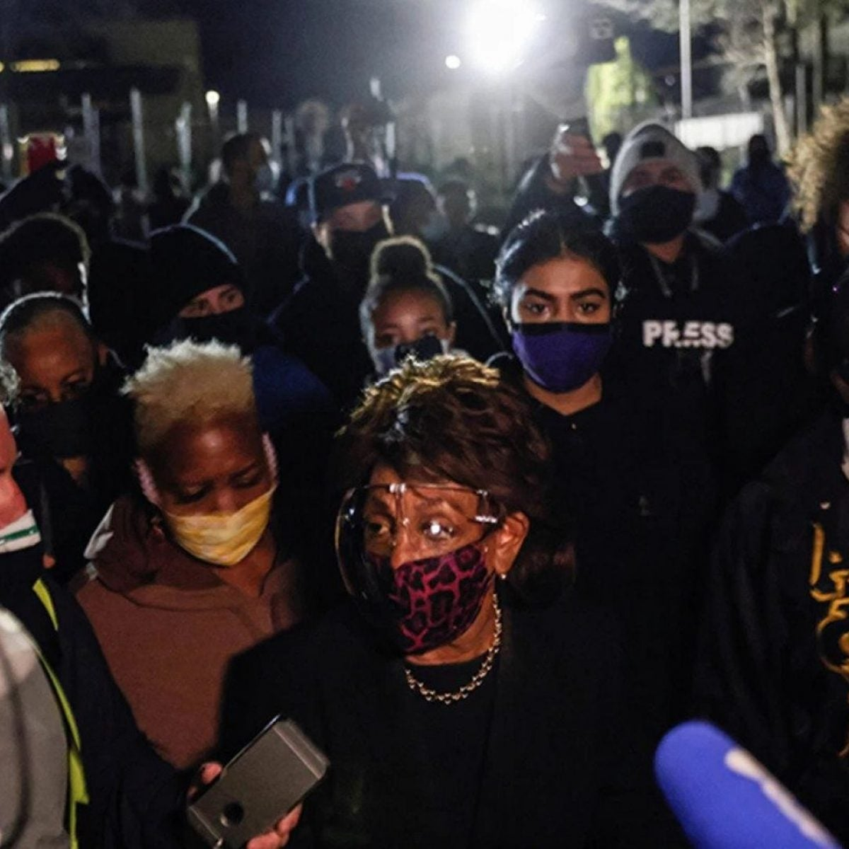 GOP Critics Call to Expel Maxine Waters from Congress After She Joins Minnesota Protesters