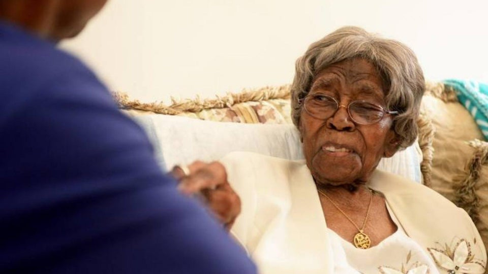 Mother Hester McCardell Ford, The Oldest Living American, Has Died At 116