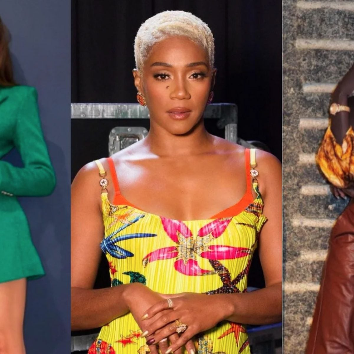 Tiffany Haddish, Zendaya & More Keep It Cute & Colorful In This Week's Edition Of Star Gazing!