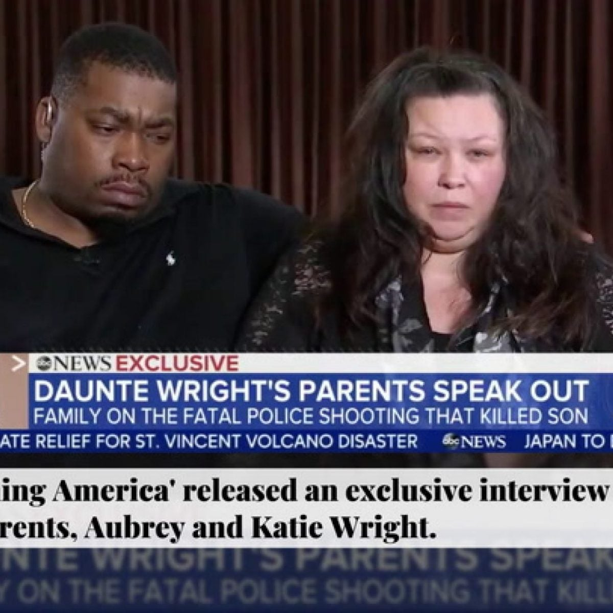 What To Know About Daunte Wright's Fatal Traffic Stop