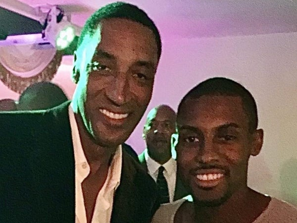 Scottie Pippen's Firstborn Son Passes Away At 33