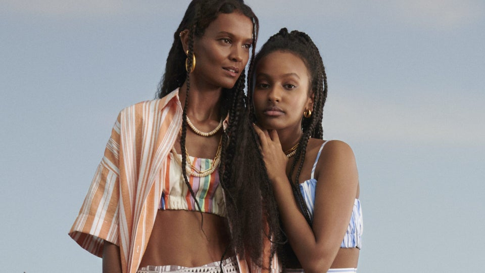 H&M Collaborates With Lemlem To Launch Collection